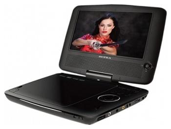 16. Интернет магазин - Портативный монитор Supra SDTV-922UT серый, купить можна ТУТ.