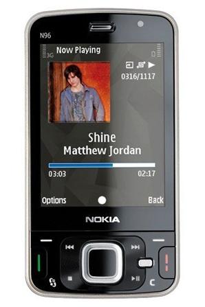 Купить Сотовый телефон Nokia N96.