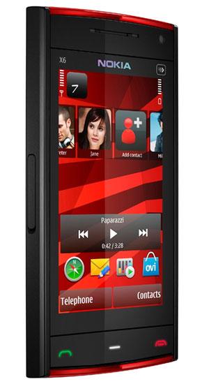 Смартфон Nokia X6