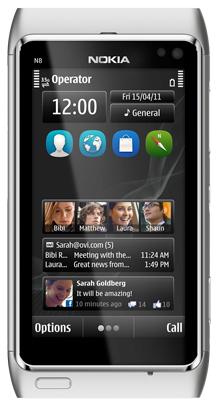 Nokia N8 на Symbian 3