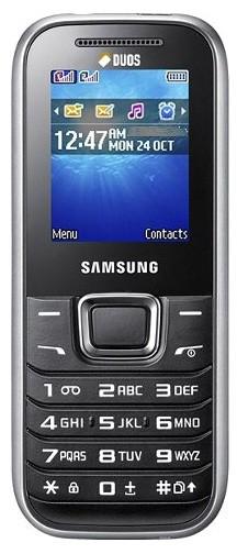 Samsung. Мобильные телефоны. E1232
