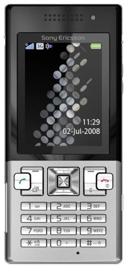 Мобильные телефоны от сони эриксон