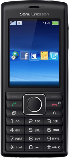 Sony Ericsson Cedar.
