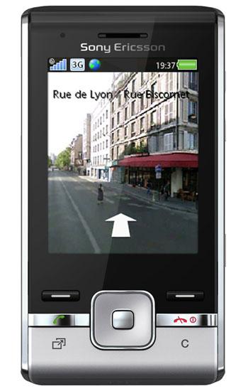 Фотографии Sony Ericsson T715