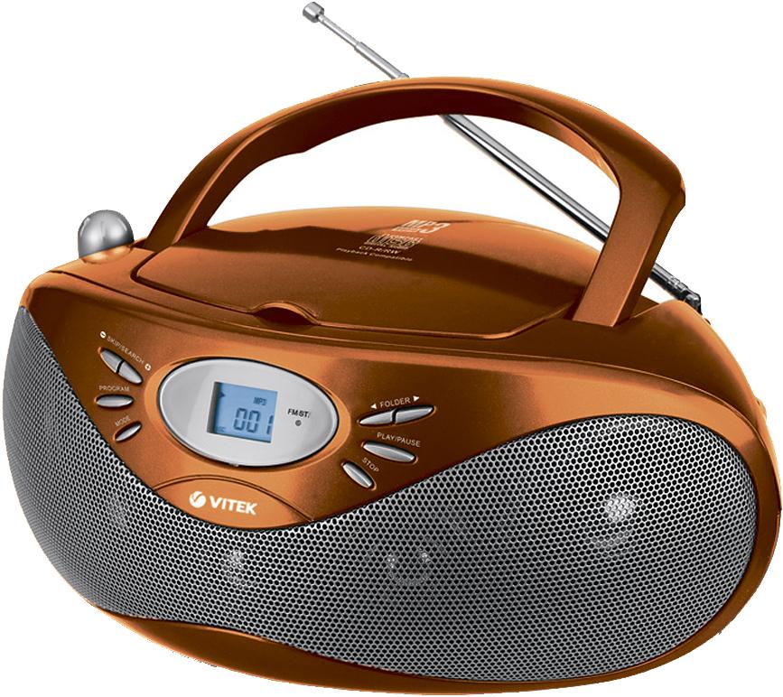Купить магнитолу с CD VITEK VT-3952 в интернет-магазине ЭЛЬДОРАДО с доставкой и гарантией.