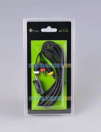 Мультимедийный AV кабель для HTC G1 AC T110 ORIGINAL