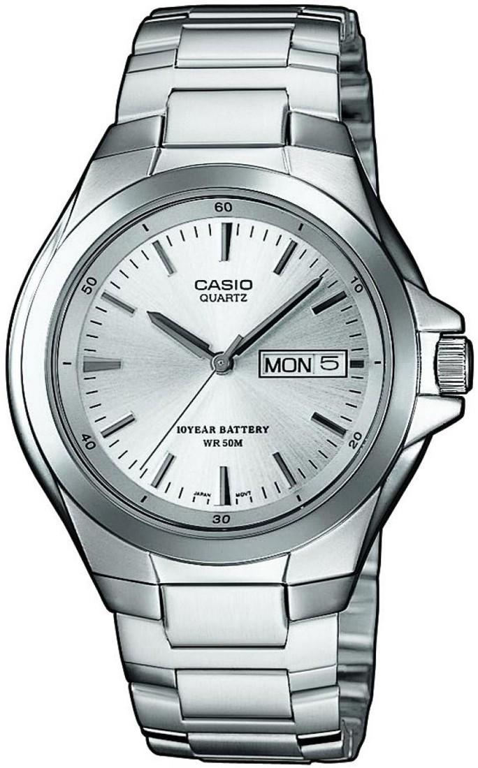 Наличие: на складе (26.11) Гарантия: от производителя.  418 грн 51 у.е. Наручные часы Casio MTP-1228D-7AVEF по низкой...
