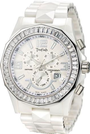 Наручные часы с керамическим браслетом купить