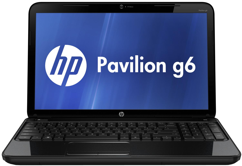 HP Pavilion G6 технические характеристики Ноутбук HP