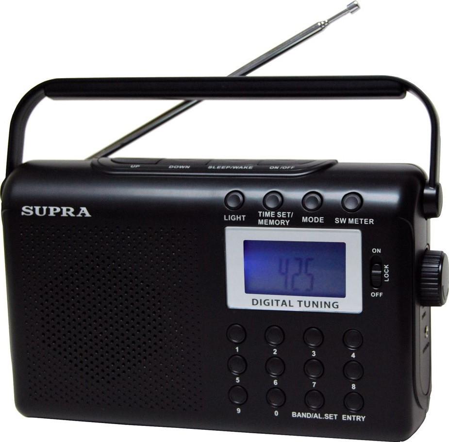 Радиоприёмники Supra ST-116 купить в Иркутске.
