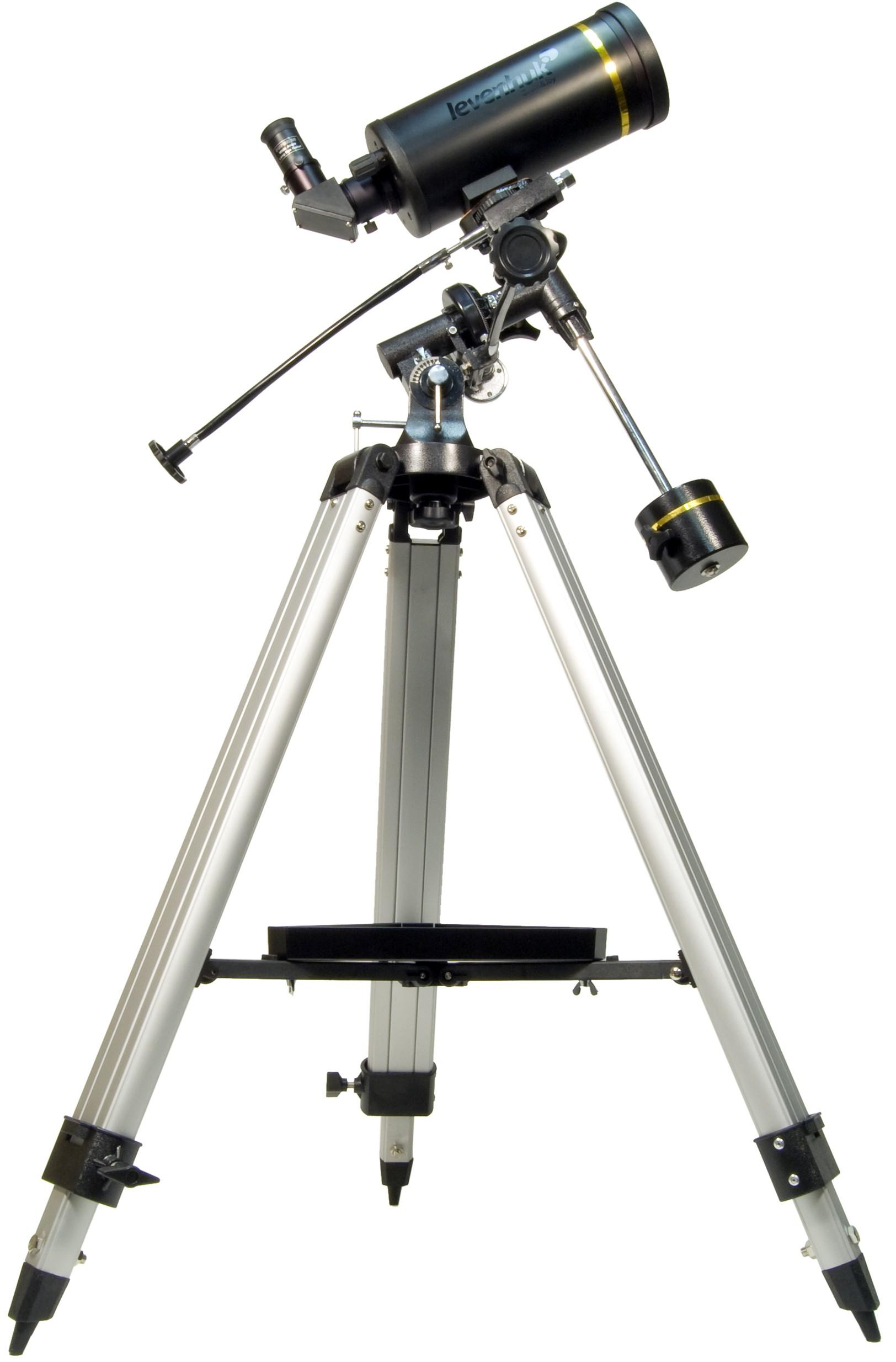 Оптическая схема Максутова-Кассегрена.  Диаметр объектива - 102 мм.  Фокусное расстояние - 1300 мм.Страна...