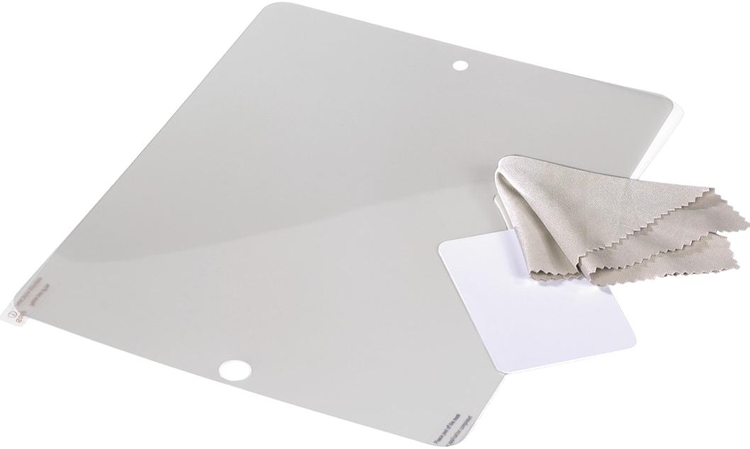 Пленка защитная Hama H-106306 Mirror для iPad зеркальная + салфетка.