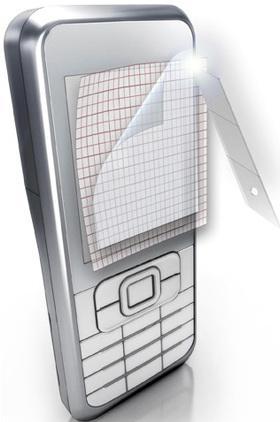 Защитная пленка для Acer beTouch E101 Cellular Line Clear Glass BKSPUNI5