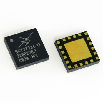 Микросхема усилителя мощности для Sony Ericsson W580i SKY77334-12 Микросхема в телефоне выполняет множество невидимых...