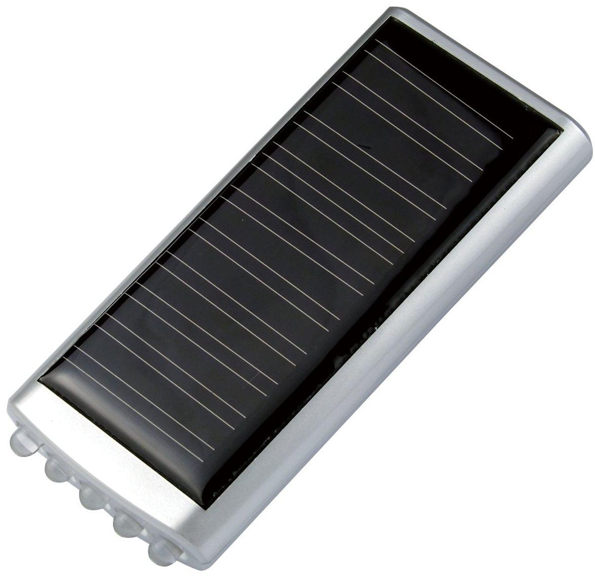Универсальное зарядное устройство на солнечных батареях для Sony NWZ-B162F Agestar AS-7860 поможет зарядить ваш MP3...