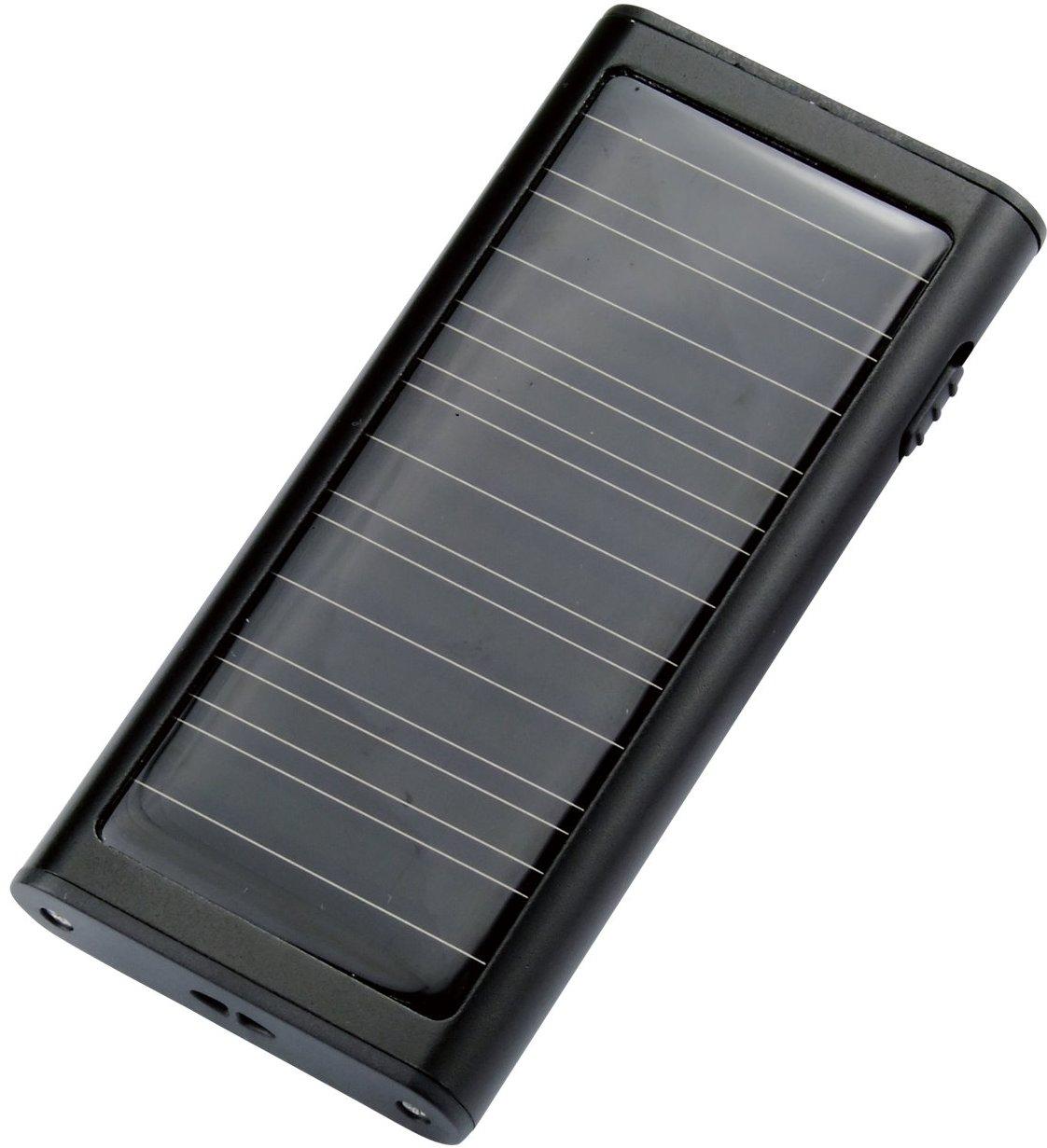 Фото портативного зарядного устройства Универсальное зарядное устройство на солнечных батареях для Canon PowerShot...