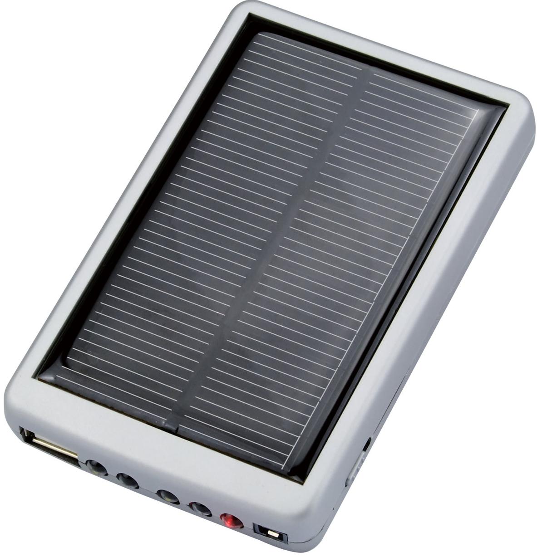Универсальное зарядное устройство на солнечных батареях для Effire ColorBook TR701 Agestar AS-8550 идеально подходит...
