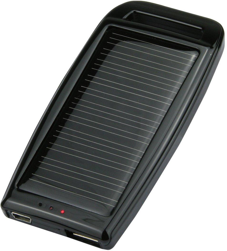 Универсальное зарядное устройство на солнечных батареях для Sony Xperia S Agestar AS-7870.