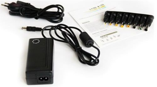 Универсальный блок для нетбуков от эл. сети 40В KS-is Ponet с портом USB.