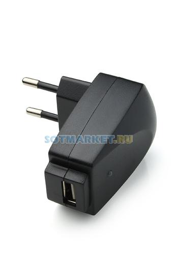 Универсальное зарядное устройство для MP3/MP4 плееров с USB разъёмом