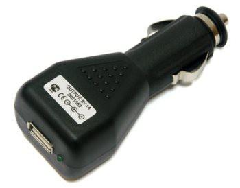 Ritmix RM-002 - автомобильная универсальная USB-зарядка для телефонов и...