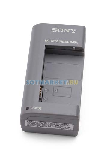 """""""Зарядное устройство для Sony DCR-PC53E BC-TRA ORIGINAL.  Зарядки для видеокамер.  Модель.  5-A16-165-604."""