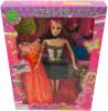 фото Кукла С одеждой и аксессуарами YJ0509-8