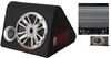 Автомобильный сабвуфер Mystery MBV-251A (сабвуфер, активный, корпус: фазоинверторный, типоразмер: 10 см (4 дюйм...