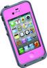Чехол для телефона LifeProof Чехол для iPhone 4/4S LifeProof iPhone Case Black.