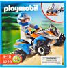фото Playmobil Гоночный квадроцикл 4229