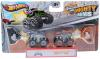 фото Mattel Hot Wheels Monster Jam Mighty Minis Lucas Crusader Brutus Y8924