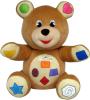 фото Интерактивная игрушка Fluffy Family Мишка-развивашка 681013