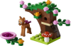 фото Конструктор LEGO Friends Оленёнок в лесу 41023
