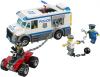 фото Конструктор LEGO City Автомобиль для перевозки заключенных 60043