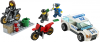 фото Конструктор LEGO City Погоня за воришками-байкерами 60042