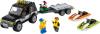 фото Конструктор LEGO City Внедорожник с катером 60058