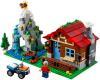 фото Конструктор LEGO Creator Домик в горах 31025
