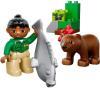 фото Конструктор LEGO Duplo Бурый медвежонок 10576