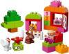 фото Конструктор LEGO Duplo Лучшие друзья: курочка и кролик 10571