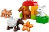 фото Конструктор LEGO Duplo Животные на ферме 10522