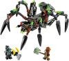 фото Конструктор LEGO Legends Of Chima Паучий охотник Спарратуса 70130