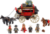 фото Конструктор LEGO The Lone Ranger Побег на дилижансе 79108