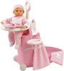 фото Набор для кормления и купания пупса в чемодане Hello Kitty Smoby 24152