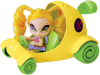 фото Кукла Bandai PopPixie Chatta и ее волшебный автомобиль 12 см 22560