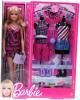 фото Кукла Mattel Barbie Модный гардероб BBX43