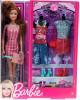 фото Кукла Mattel Barbie Модный гардероб BBX44