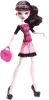 фото Кукла Mattel Monster High Париж Город Страхов Дракулаура Y0396
