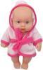 фото Кукла Shantou Gepai Пупс в халате 20 см 626195