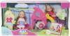 фото Кукла Simba Две Еви на детской игровой площадке 12 см 5735865