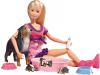 фото Кукла Simba Штеффи с собаками 29 см 5733069